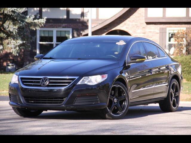 2011 Volkswagen CC 2.0T Sport 6 MT