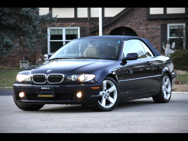 2005 BMW 3-Series 325 Ci Sport Convertible