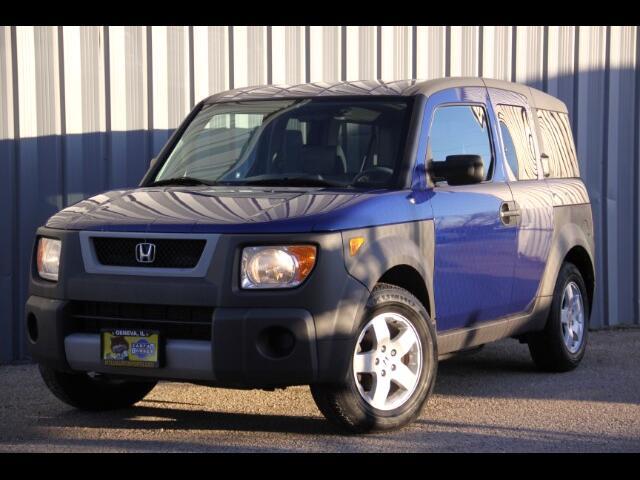 2004 Honda Element EX 4WD