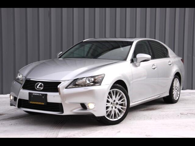 2013 Lexus GS 350 AWD Luxury Package