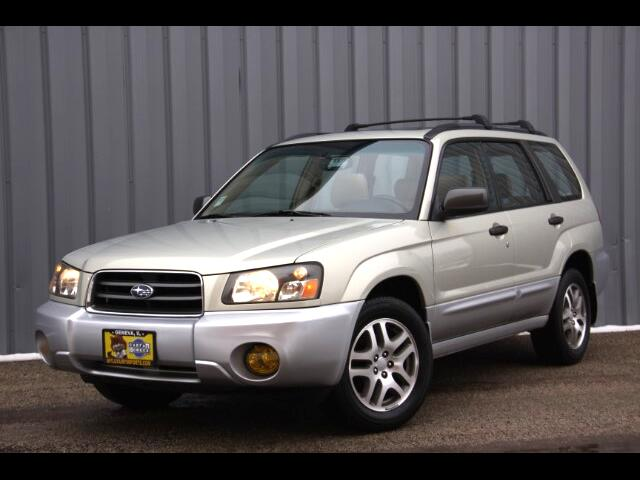 2005 Subaru Forester 2.5 XS L.L.Bean Edition