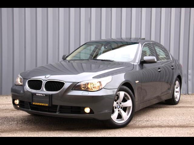 2005 BMW 5-Series 525i