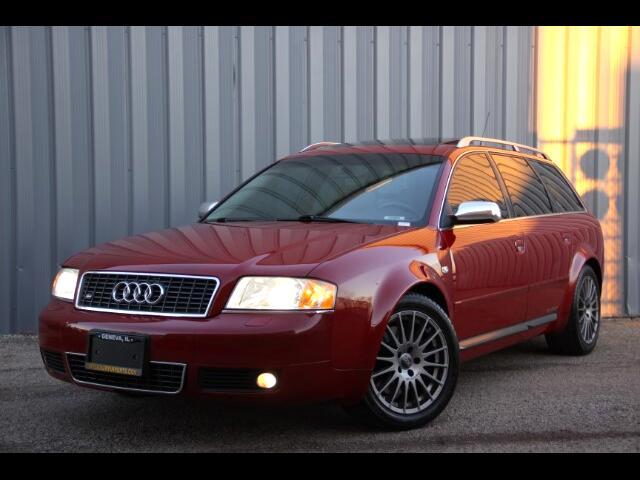 2002 Audi S6 Avant 4.2