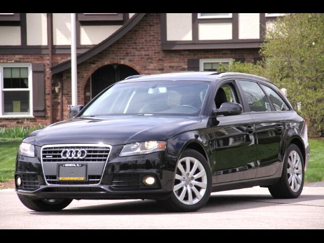2012 Audi A4 Avant 2.0 T quattro Premium Package
