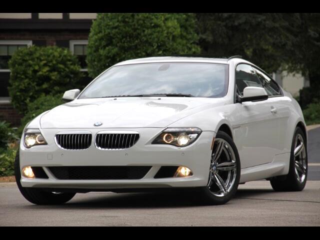 2010 BMW 6-Series 650i Sport