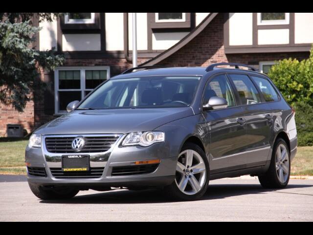2007 Volkswagen Passat Wagon Value