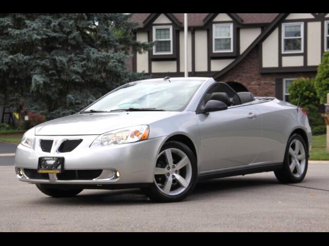 2008 Pontiac G6 GT Convertible