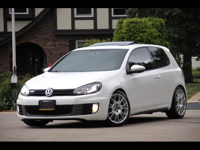 2011 Volkswagen GTI 2.0T APR