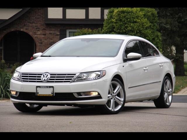 2013 Volkswagen CC 2.0T Sport Plus 6 MT