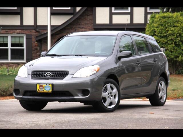 2007 Toyota Matrix FWD