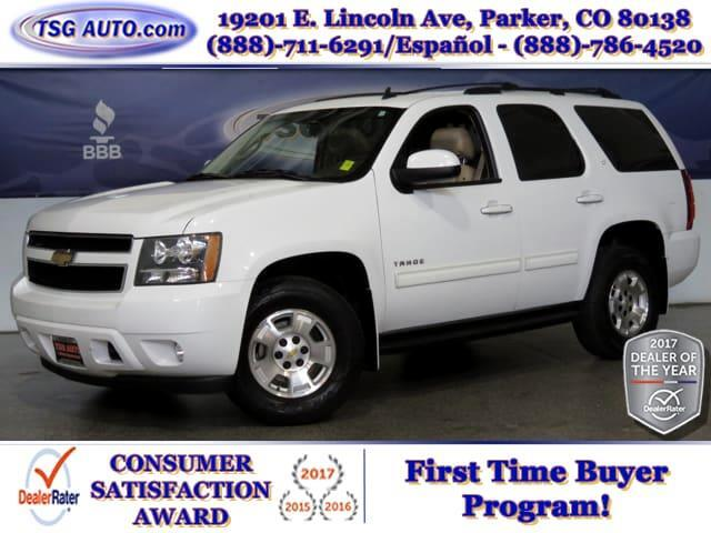 2011 Chevrolet Tahoe LT 5.3L V8 4WD W/Leather