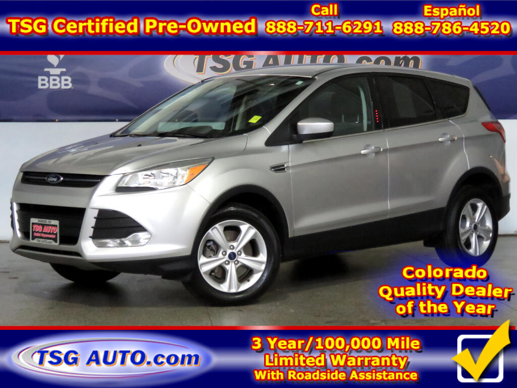 2015 Ford Escape SE 1.6L I4 Turbo AWD