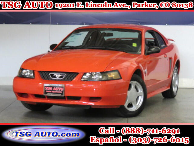 Used 2004 Ford Mustang, $6998