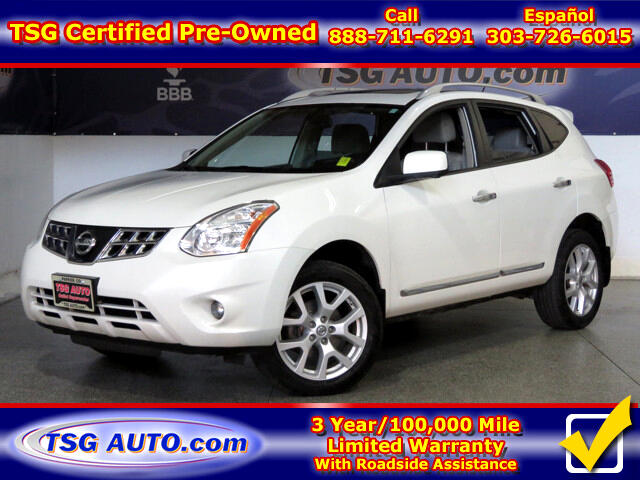 Used 2012 Nissan Rogue, $16993