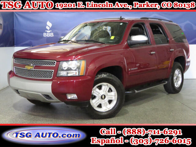 2007 Chevrolet Tahoe Z71 5.3L V8 4WD W/NAV Leather SunRoof