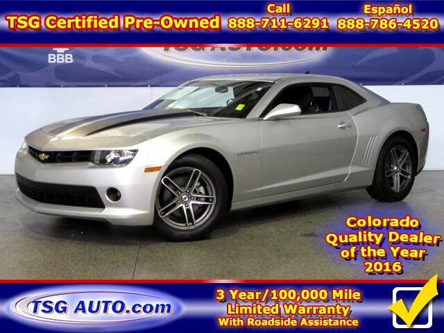 Used 2014 Chevrolet Camaro, $17496