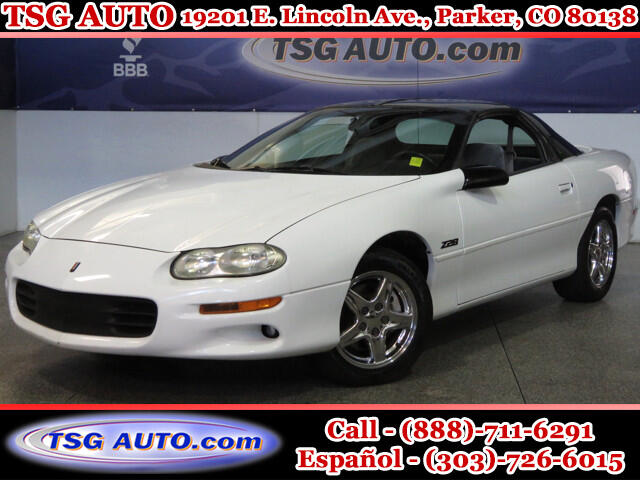 1998 Chevrolet Camaro Z28 5.7L V8 RARE FIND W/Leather Removable Tops