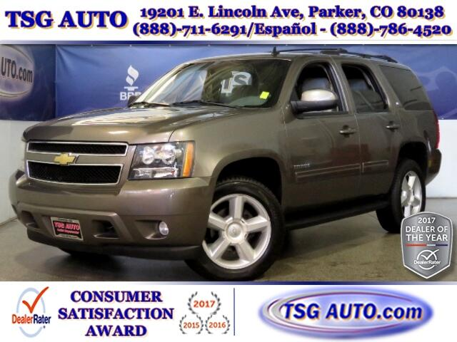 2011 Chevrolet Tahoe LT 5.3L V8 4WD W/Leather ThirdRow