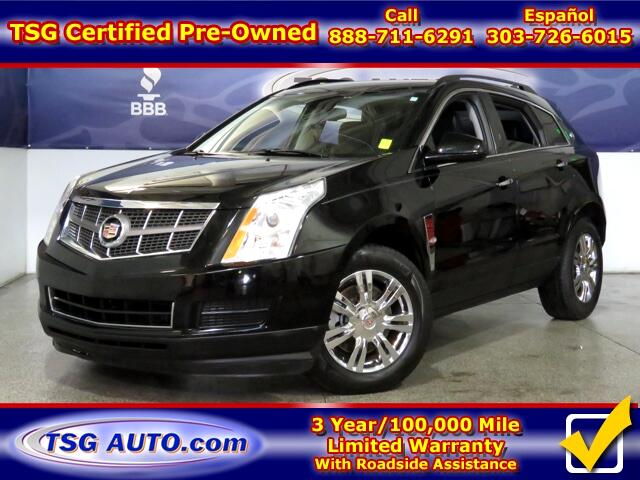 2010 Cadillac SRX SRX 3.0L V6 /W Leather