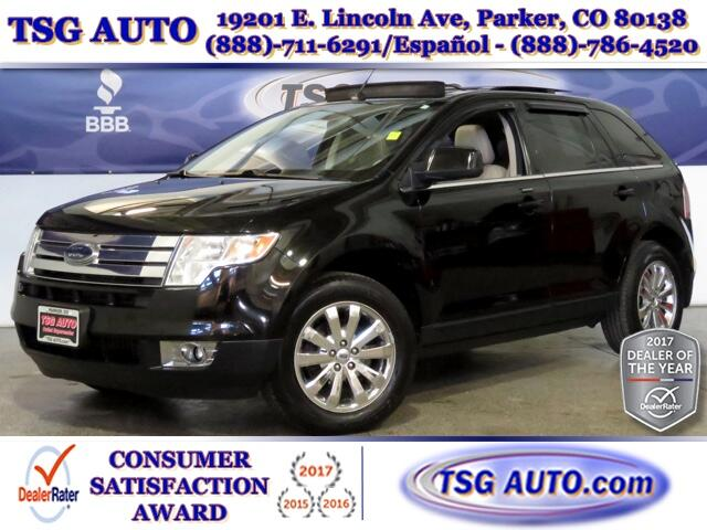 2008 Ford Edge Limited 3.5L V6 AWD W/Leather SunRoof