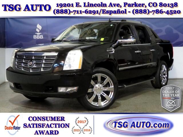 2007 Cadillac Escalade EXT 6.2L V8 AWD W/Leather SunRoof