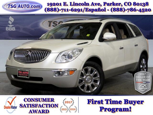 2012 Buick Enclave 3.6L V6 AWD W/Leather