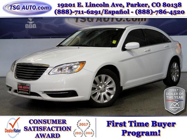 2013 Chrysler 200 LX 3.6L V6