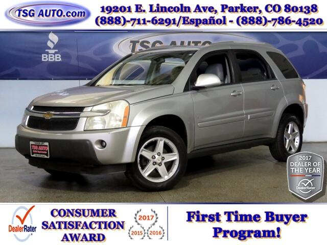 2006 Chevrolet Equinox LT 3.4L V6 W/Leather
