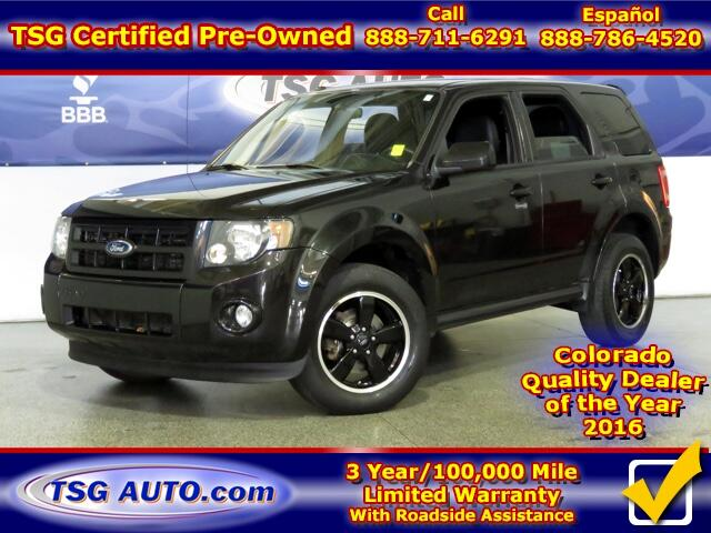 2011 Ford Escape XLT 2.5L L4 4WD W/Leather