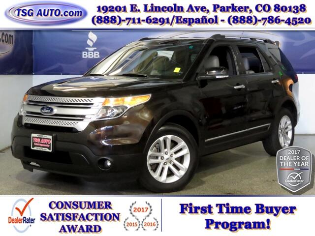 2013 Ford Explorer Limited 3.5L V6 4WD W/Leather ThirdRow