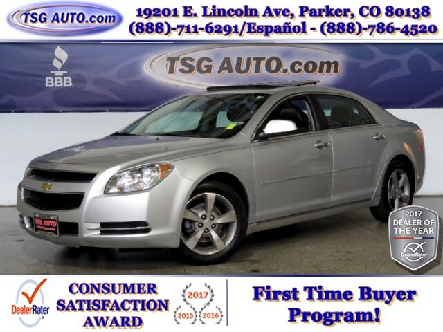 2012 Chevrolet Malibu 2 LT 2.4L L4 W/Leather