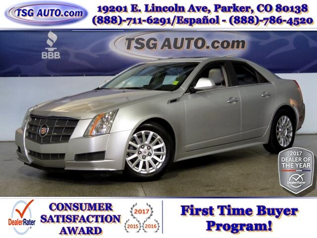 2011 Cadillac CTS Luxury 3.0L V6 AWD W/NAV Leather SunRoof