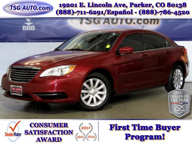 2013 Chrysler 200 Touring 2.4L L4