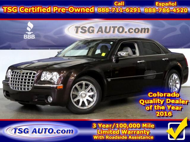 2005 Chrysler 300 C 5.7L V8 W/Leather RARE LOW MILES