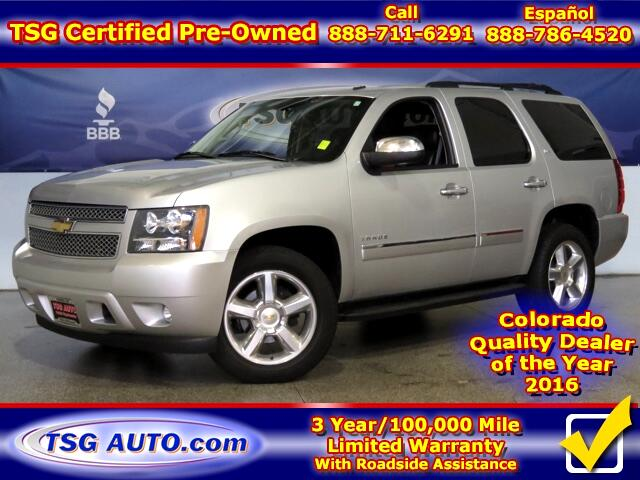 2010 Chevrolet Tahoe LTZ 5.3L V8 4WD W/Leather SunRoof
