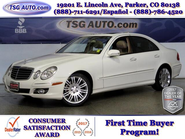 2008 Mercedes-Benz E-Class E-350 3.5L V6 AWD W/Leather SunRoof