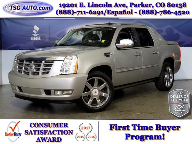 2010 Cadillac Escalade EXT Premium 6.2L V8 AWD W/NAV Leather SunRoof