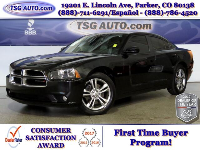 2013 Dodge Charger R/T 5.7L V8 AWD W/Leather SunRoof