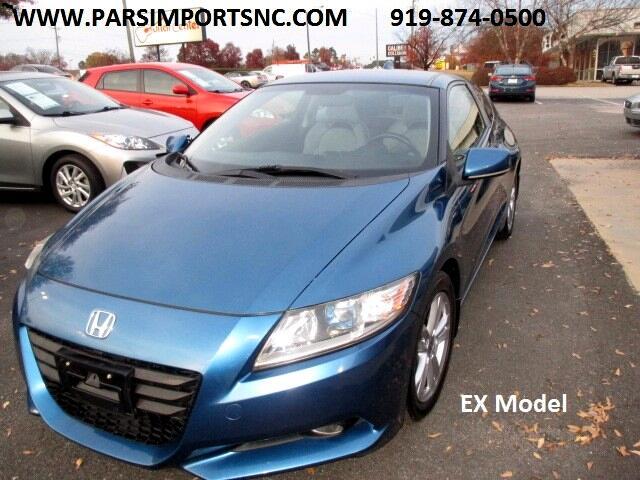 2011 Honda CR-Z EX 6M