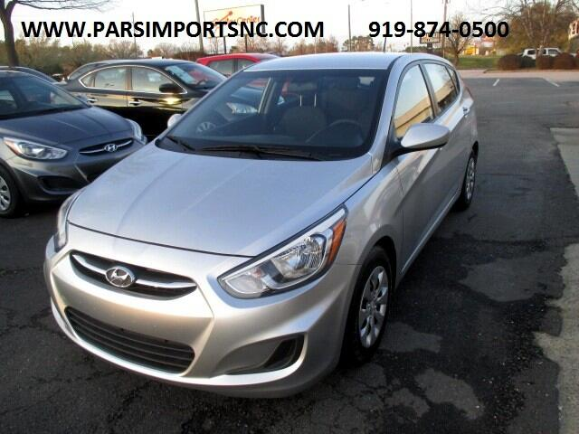 2015 Hyundai Accent Sport 5-Door 6A