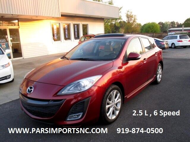 2010 Mazda MAZDA3 i Grand Touring MT 5-Door