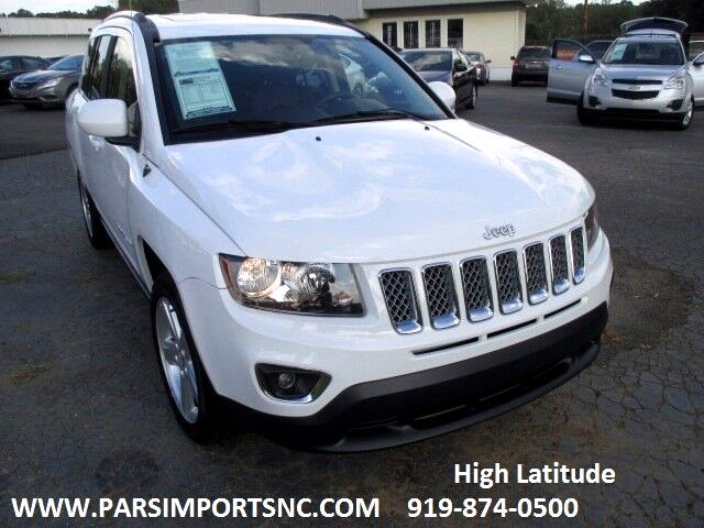 2014 Jeep Compass FWD 4dr High Altitude Edition