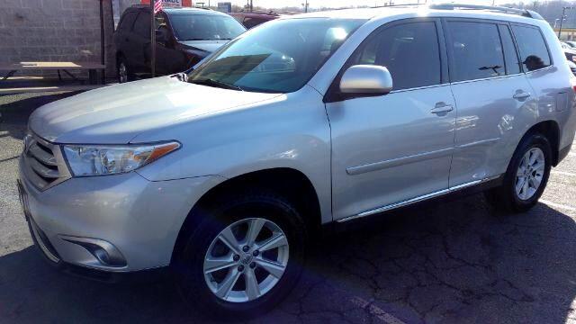 2012 Toyota Highlander Base 4WD