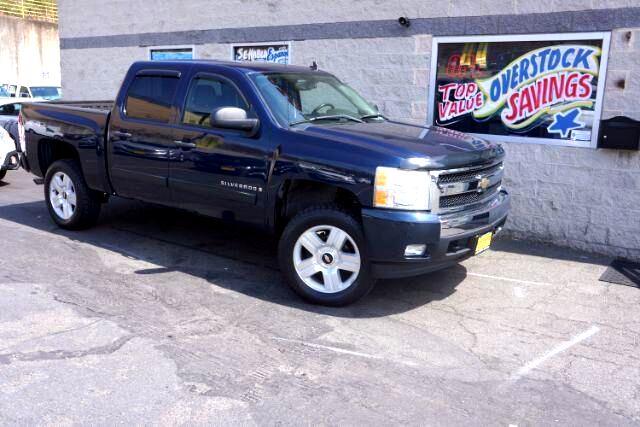 2007 Chevrolet Silverado 1500 LT1 Crew Cab 4WD