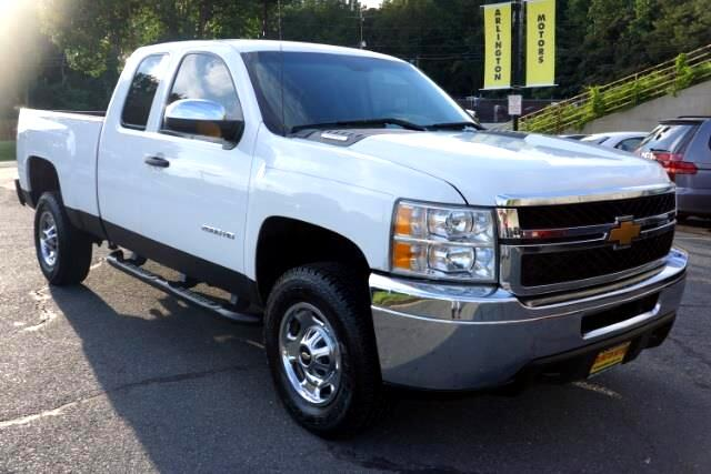 2013 Chevrolet Silverado 2500HD Work Truck Ext. Cab Long Box 4WD