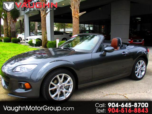 2015 Mazda MX-5 Miata Grand Touring Power Hard Top MT