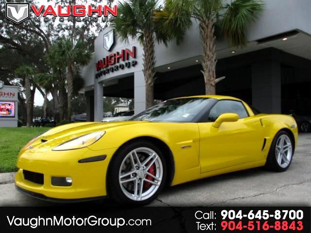 2006 Chevrolet Corvette 2dr Z06 Cpe w/2LZ