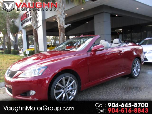 2015 Lexus IS C 250