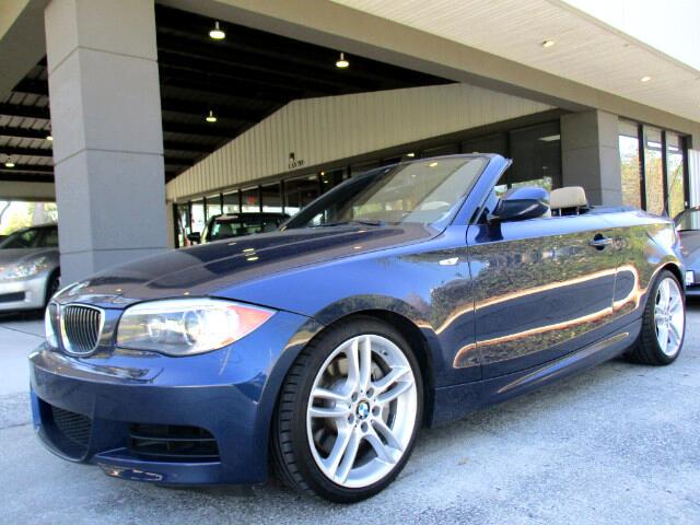 2013 BMW 1-Series 135i Convertible
