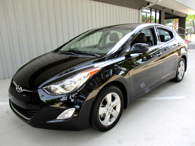 2013 Hyundai Elantra GLS A/T